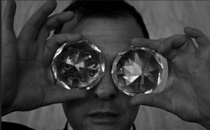 Sparkle lens
