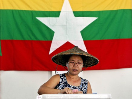 Myanmar Election 2015 – An International Observer's Perspective